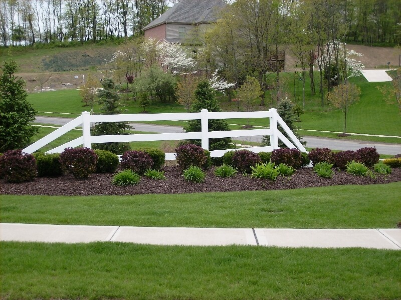 Pvc Fencing Fence By Maintenance Service