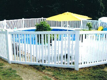 PVC Fence Pittsburgh