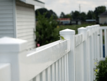 Vinyl Fence Maintenance