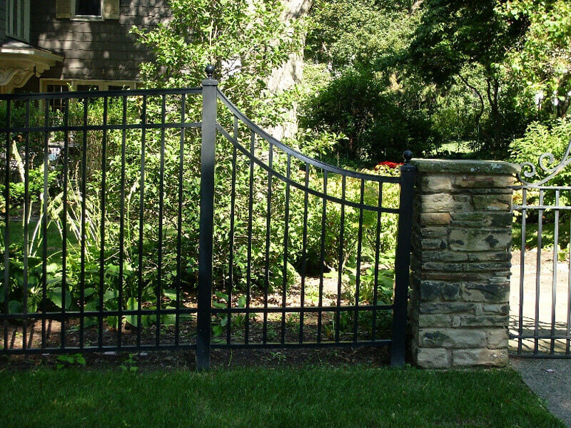 What is an Ornamental Fence?