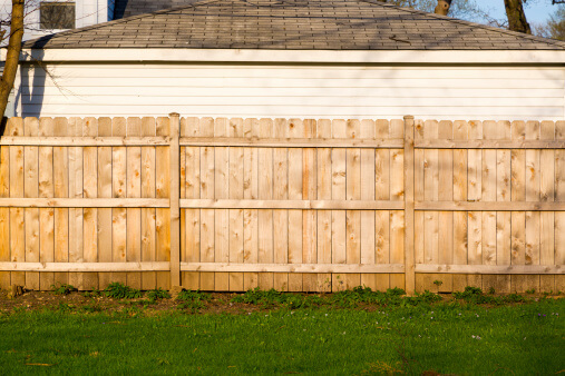 Fence Installation Baden