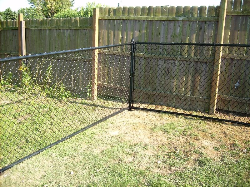 Chain LinK Fence Baden