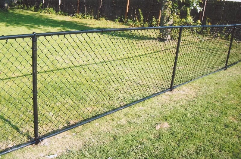 Chain Link Fence Installation Mars