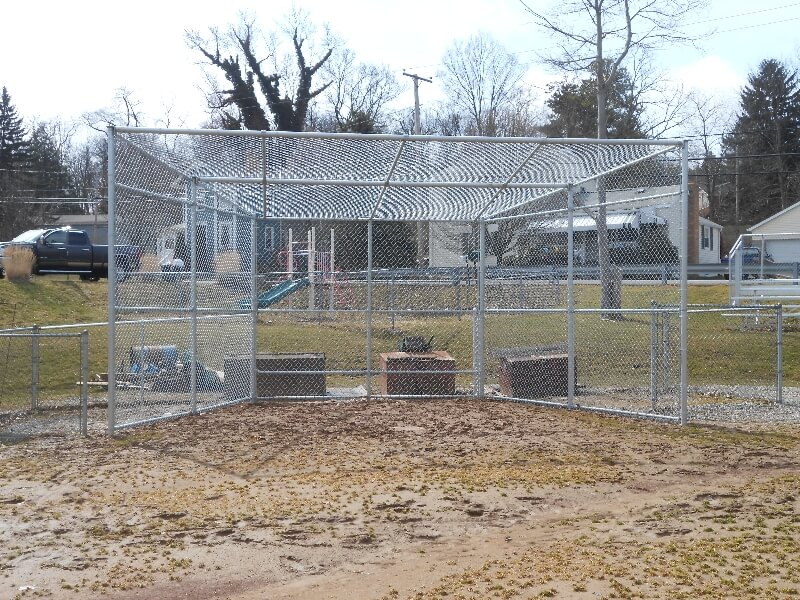 BackStop Fencing Pittsburgh