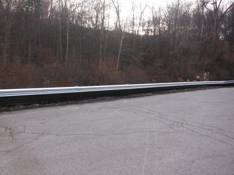 guardrail in parkinglot