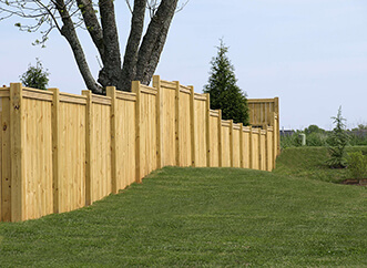 Privacy Fencing in Pittsburgh