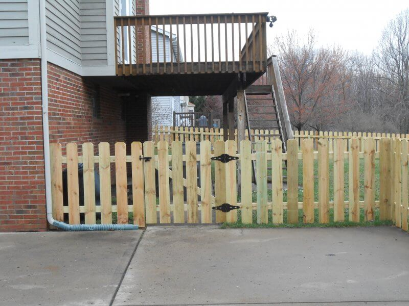 Residential Fence Pittsburgh