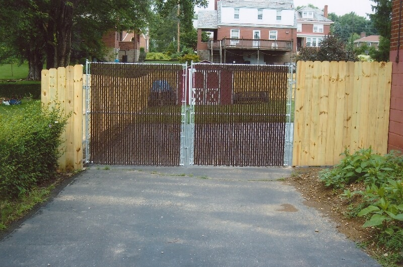 new fence installation in pittsburgh