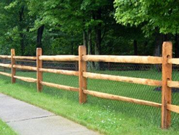 Split Rail Fence Pittsburgh