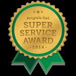Angie's List 2014 Award
